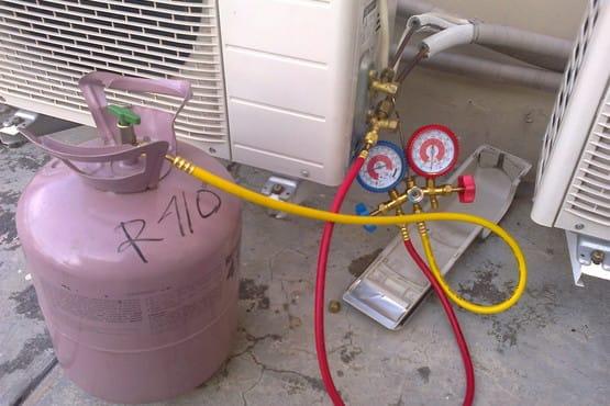 R410A Klima Gazı Dolumu